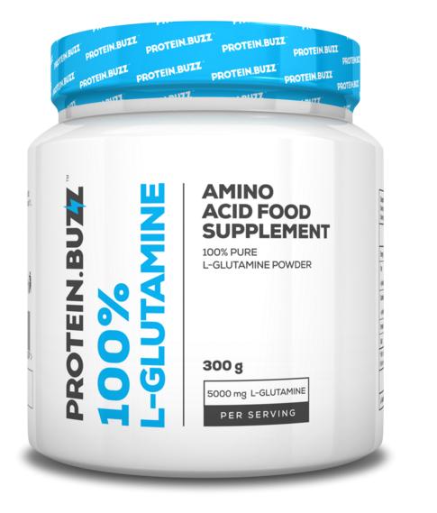 Protein.Buzz 100% L-Glutamine PB 300g