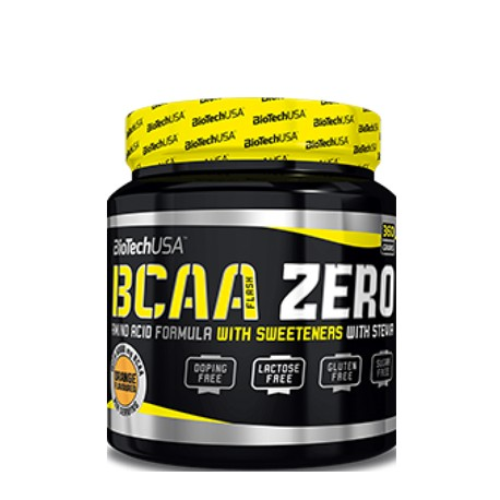 BioTech USA BCAA Flash Zero 360g & 700g