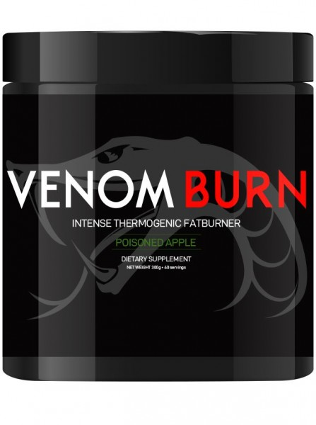 Brawn Nutrition Venom Burn 300g Apple