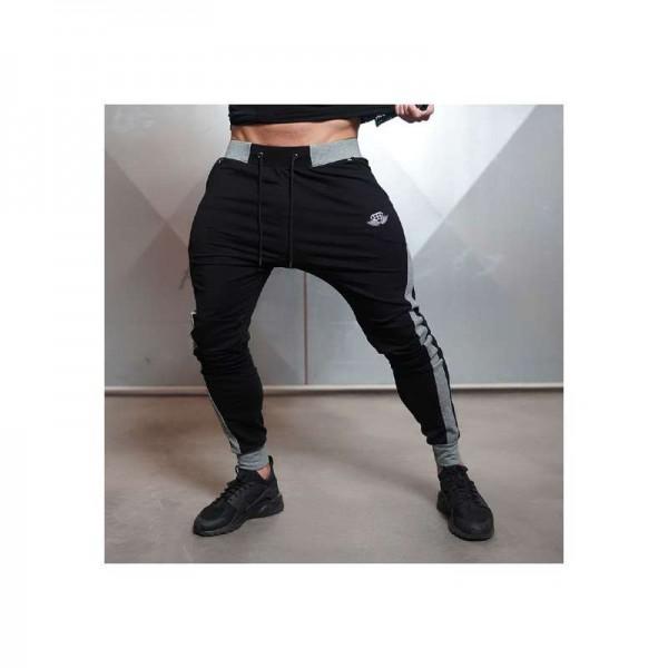 Body Engineers YUREI – X DENIM Jeans ANTHRACITE Jogger