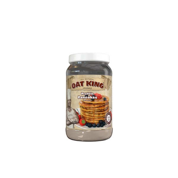 Purus Labs D Pol Protein King: Oat King Protein Pancakes 500g