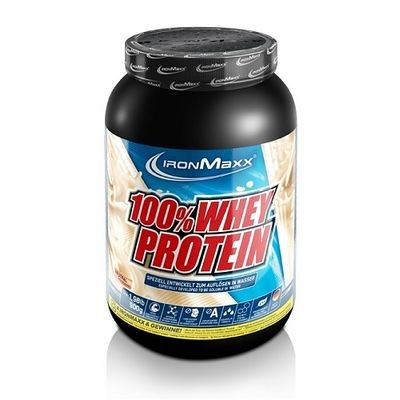 IronMaxx 100% Whey Protein 900g