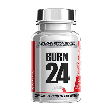 Omega Sports Burn24 90 Kapseln