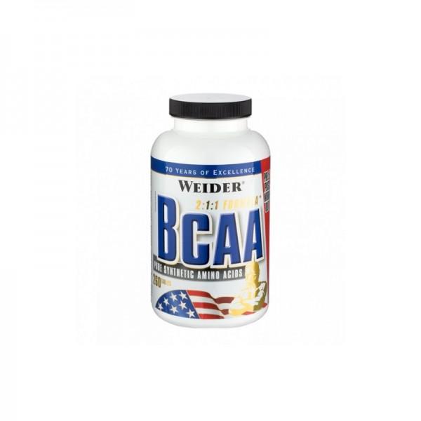 Weider BCAA Tablets 260 Tabletten