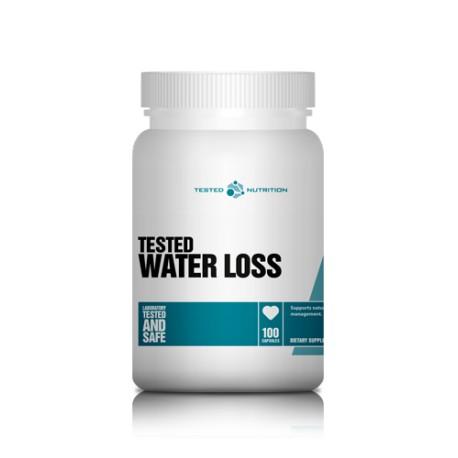 Tested Water Loss 100 Kapseln