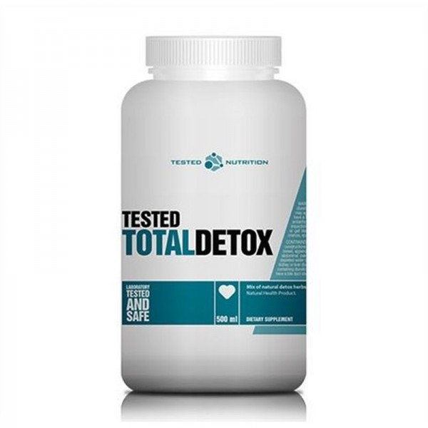 Tested Total Detox - 500ml