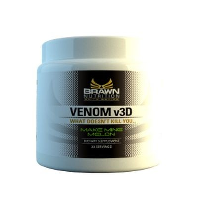 Brawn Venom v3D 290g - 30 Servings