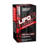 Nutrex Lipo 6 Black UC 60 Kapseln