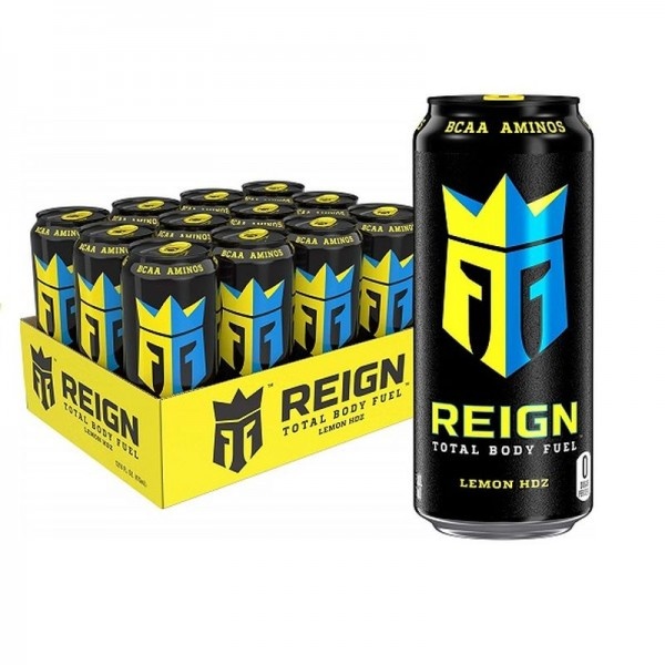 REIGN Total Body Fuel 12x500ml - ENERGY DRINK