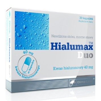Olimp Hialumax Duo 30 caps - Hyaluronsäure