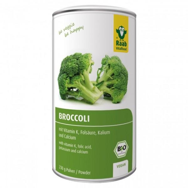 Raab Vitalfood Broccoli Pulver Bio 250g