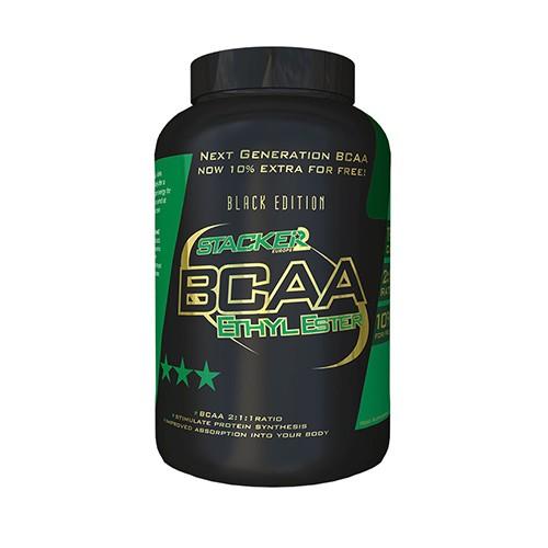 STACKER2 BCAA Ethyl Ester 198 Kapseln