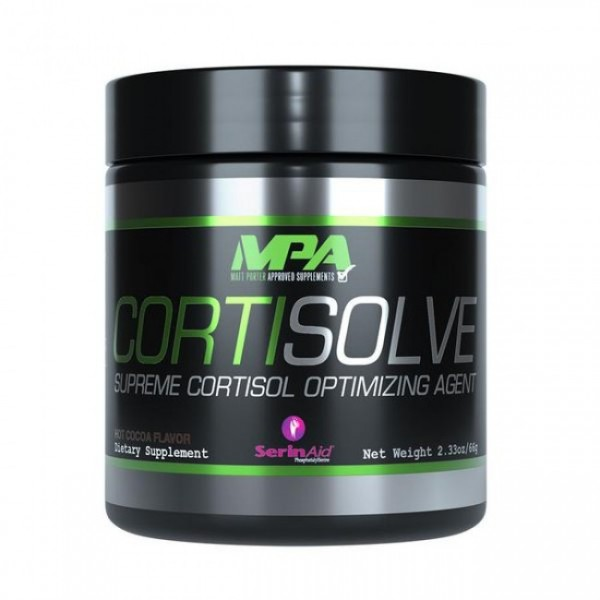 MPA CORTISOLVE (28 Servings) - SerinAID