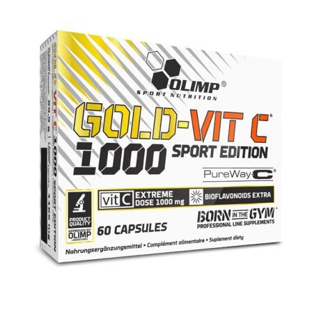 Olimp Gold Vit C 1000 60 Kapseln - Vitamin C