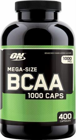 Optimum Nutrition BCAA 1000 - 400 Kapseln