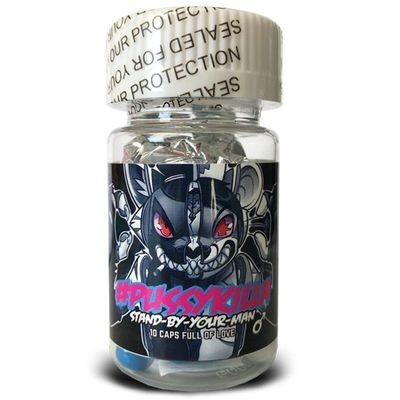 BPS-Pharma #PUSSYKILLA 10 Kapseln