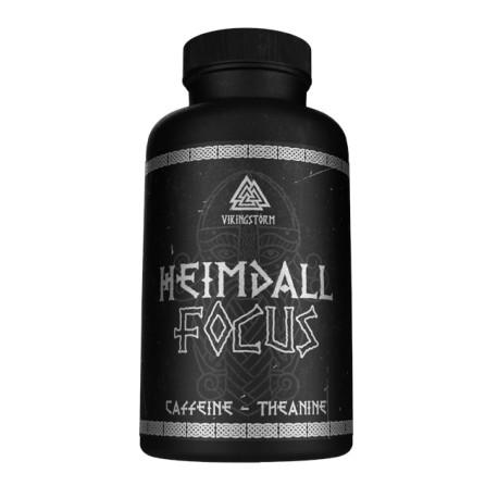Gods Rage Heimdall Focus Caffeine Theanine 90 Kapseln