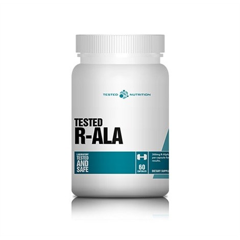 Tested Nutrition R-ALA 60 Kapseln