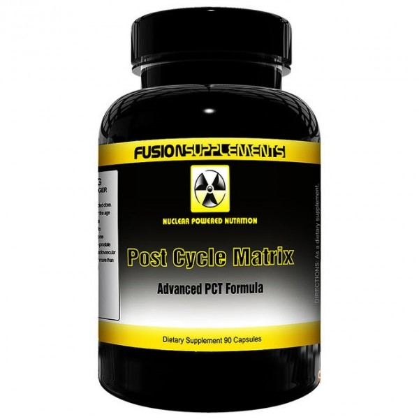 Fusion Supplements Post Cycle Matrix / PCT 90 Kapseln