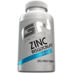 GN Laboratories ZINC Bisglycinate 120 Tabletten - GN Health Line