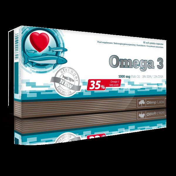 Olimp Omega 3 - 60 Kapseln
