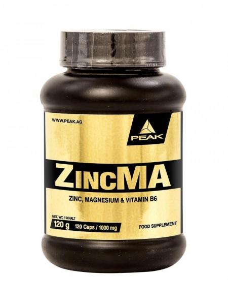 Peak ZincMA 120 Kapseln
