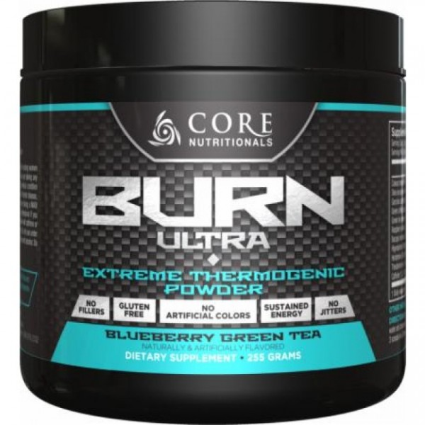 Core Nutritionals Burn Ultra 255g (60 Servings)