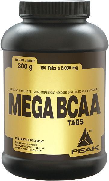 Peak Mega BCAA 150 Tabletten