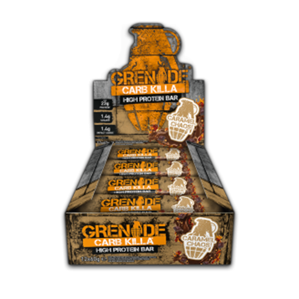 Grenade Carb Killa Bars - 12x60g Protein Riegel