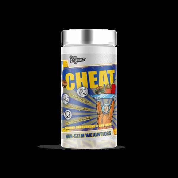 GLAXON Cheat 180 Kapseln - nutrient partitioner